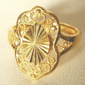 The Charmed Ring